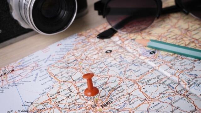 海外旅行 計画