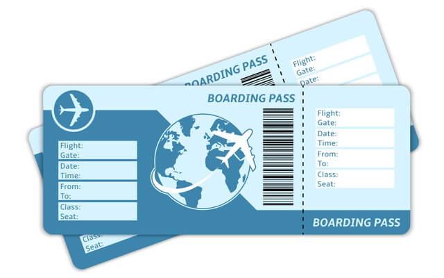 海外旅行 航空券